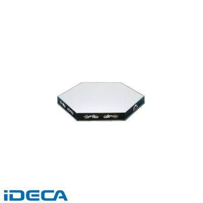DN68384 UK18-8六角型ミラープレート 20インチ アクリル