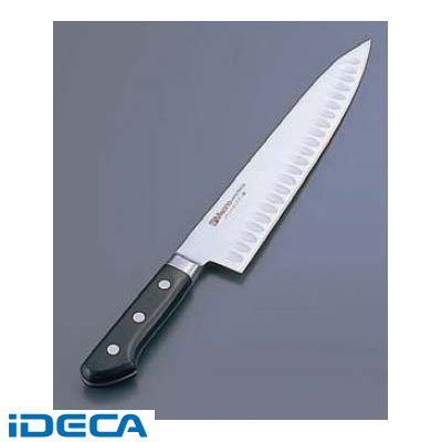 DR45668 ミソノ モリブデン鋼 牛刀サーモン 565 30