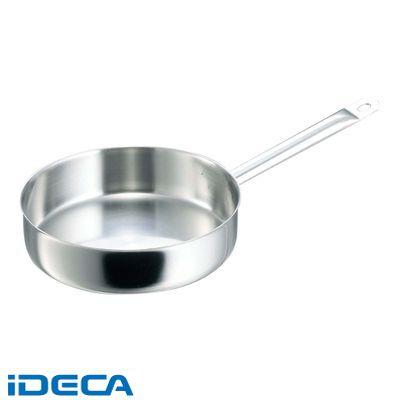 DT48247 デバイヤー イノックス 三重底 浅型片手鍋 蓋無 3467-32