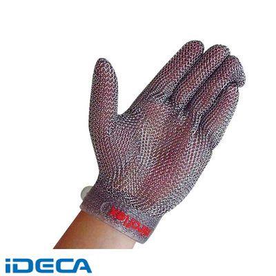 DT65655 ニロフレックス メッシュ手袋 プラスチックベルト付 1枚 右手用 S