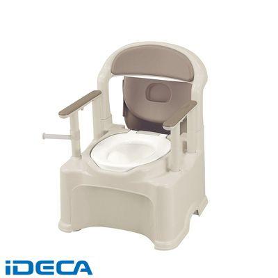 DU71828 ポータブルトイレ きらく PS2型