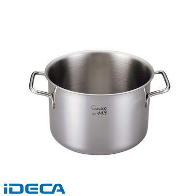 DV25474 EBM Gastro 443 半寸胴鍋 蓋無 30