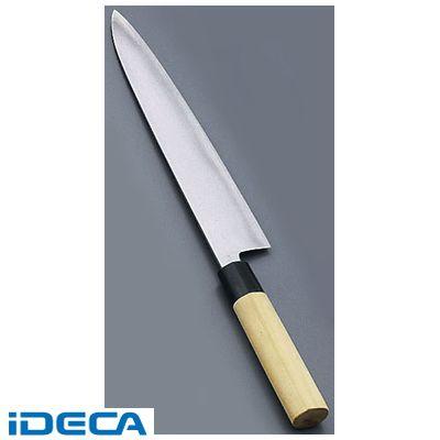 EL11871 堺實光 匠練銀三 和牛刀 両刃 27 37636