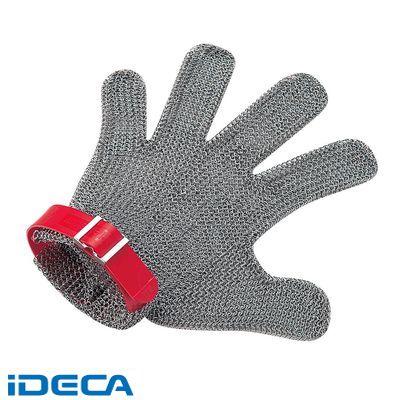 EN90032 ニロフレックス メッシュ手袋5本指 S S5L-EF 左手用(白)