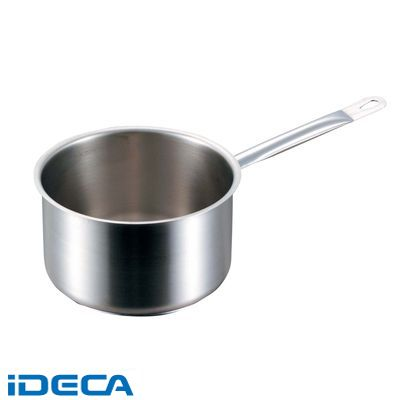 ES19107 パデルノ 深型片手鍋 蓋無 1006-20 電磁
