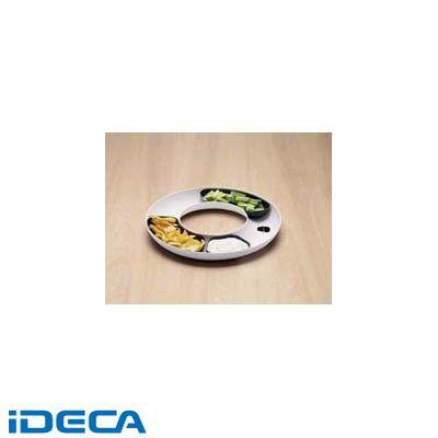 EU14298 メニュー 丸リング皿セット ホワイト 4726909