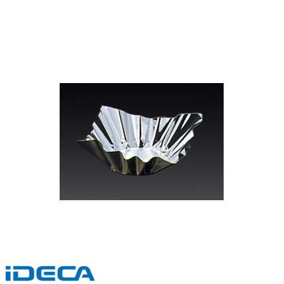 EU52195 アルミ箔鍋 金/銀 200枚入 6号 80045