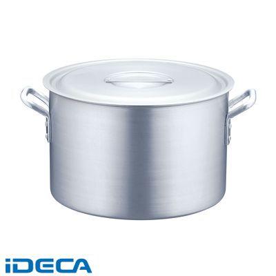 FL45533 半寸胴鍋 アルミニウム アルマイト加工 目盛付 TKG 42