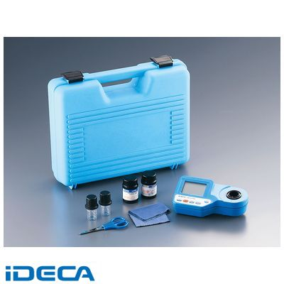 FM25561 ハンナ デジタル残留塩素計(遊離塩素用) HI96701Cケース付キット