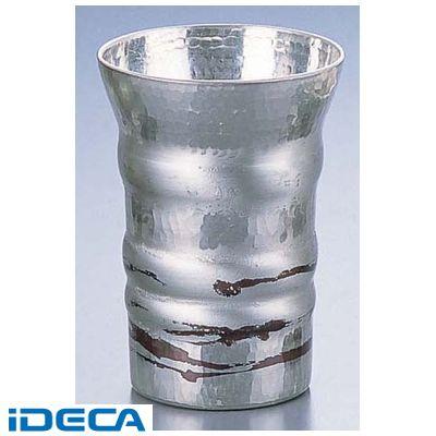 GR12882 銅錫被 刷毛目フリーカップ SG012 220
