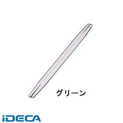 GS10081 ニューエコレン箸和風 利休箸 50膳入 グリーン