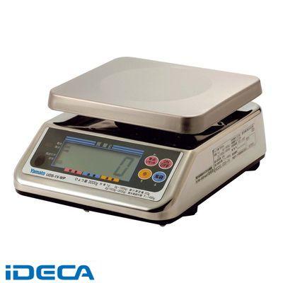 HL96830 「直送」【代引不可・他メーカー同梱不可】 ヤマト デジタル上皿はかり UDS-1VN-WP-3 3