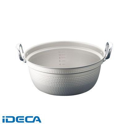 HW30978 マイスター アルミ極厚円付鍋 目盛付 60cm
