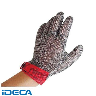 JS56793 ニロフレックス メッシュ手袋 1枚 M ステンレス