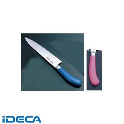 KM65421 TKG PRO 抗菌カラー 牛刀 18 ピンク