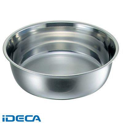 KN34105 クローバー 18-8 料理桶 洗い桶 55