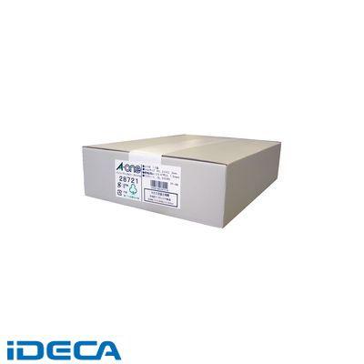 BN30286 パソコンプリンタ&ワープロラベルシール[プリンタ兼用] NEC文豪2列用 A4 12面 500シート入
