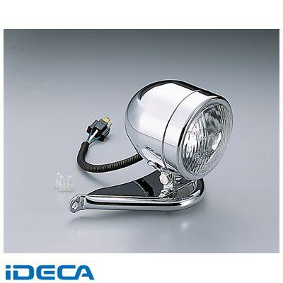 GS83906 4インチ ブレットライトkit クロームメッキ