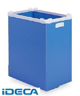 【個数:1個】HU96037 直送 代引不可・他メーカー同梱不可 大型屑入 分別中容器 800・600ケンヨウ