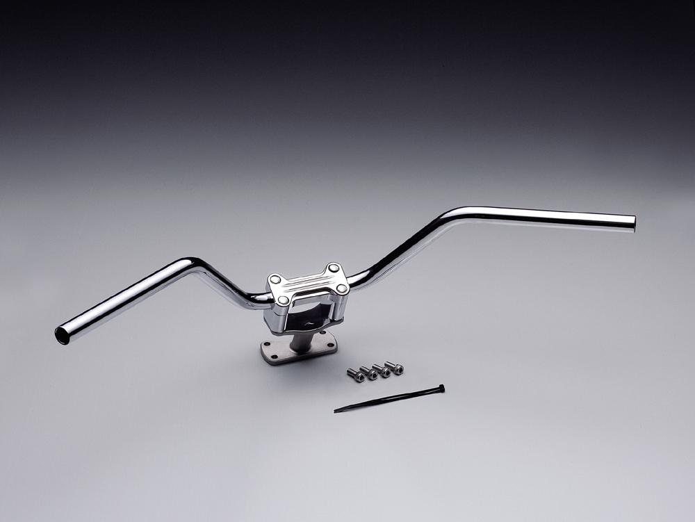 KU61561 クルージング1型 ハンドルkit クロームメッキ