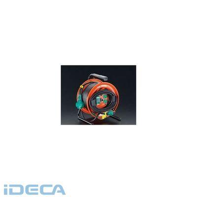 【個人宅配送不可】【キャンセル不可】BT02889「直送」【代引不可・他メーカー同梱不可】 100Vx30m [極太]漏電遮断/コードリール