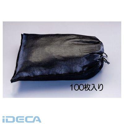 【個人宅配送不可】DU16234 直送 代引不可・他メーカー同梱不可 450x620mm 土のう袋【耐侯性/100枚】【キャンセル不可】