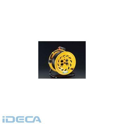 【個人宅配送不可】【キャンセル不可】DU29335「直送」【代引不可・他メーカー同梱不可】 単相200Vx30m 電工ドラム