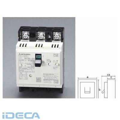 【個人宅配送不可】【キャンセル不可】JS80222「直送」【代引不可・他メーカー同梱不可】 AC100-230V/20A/3極 漏電遮断器【フレーム30】