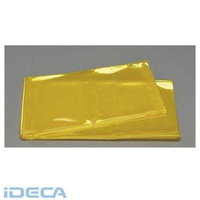【個人宅配送不可】DP52790 直送 代引不可・他メーカー同梱不可 2.05x5m 溶接作業用フィルム【黄色】【キャンセル不可】