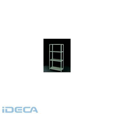 数量は多い  【ポイント10倍】:iDECA 店 900x1800mm 【個人宅配送】【個数:1個】ET63052 ・他メーカー同梱 4段ボルトレススチール棚【キャンセル】 直送-DIY・工具