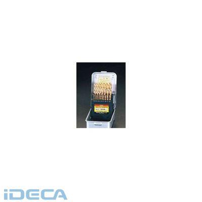 【個人宅配送不可】【キャンセル不可】FP17995「直送」【代引不可・他メーカー同梱不可】 1.0- 10mm 19本組[TIN-COHSS]ドリル