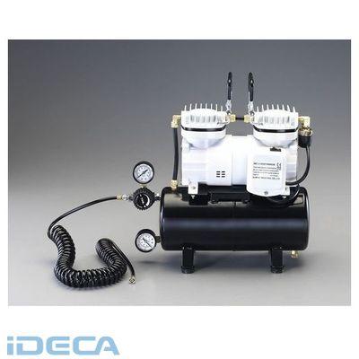 【スーパーSALEサーチ】【個人宅配送不可】【キャンセル不可】JM46966「直送」【代引不可・他メーカー同梱不可】 AC100V/125W エアーコンプレッサー/3.5Lタンク