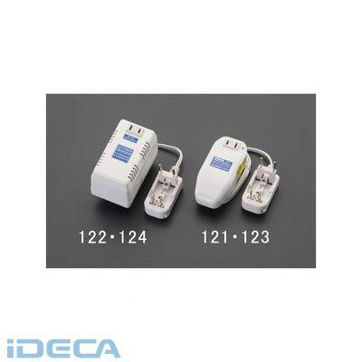 【個人宅配送不可】【キャンセル不可】DU29305「直送」【代引不可・他メーカー同梱不可】 AC240V/ 120W 海外用マルチプラグ変圧器
