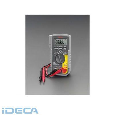 【個人宅配送不可】【キャンセル不可】ER90102「直送」【代引不可・他メーカー同梱不可】 デジタルマルチメーター