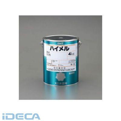 【個人宅配送不可】FR60572 直送 代引不可・他メーカー同梱不可 4.0kg 油性多目的塗料 OD色・ツヤ無 【キャンセル不可】