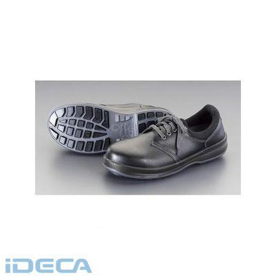 【個人宅配送不可】JV40806 直送 代引不可・他メーカー同梱不可 24.5cm 安全靴 牛革 【キャンセル不可】