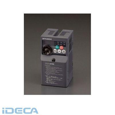 【個人宅配送不可】CP51223 直送 代引不可・他メーカー同梱不可 200V/0.4kwインバーター 3相モーター用 【キャンセル不可】