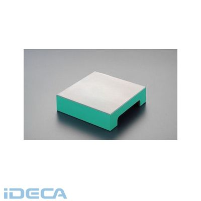 【個人宅配送不可】HM02500 直送 代引不可・他メーカー同梱不可 250x250x50mm /8.5kg箱型定盤 機械仕上 【キャンセル不可】
