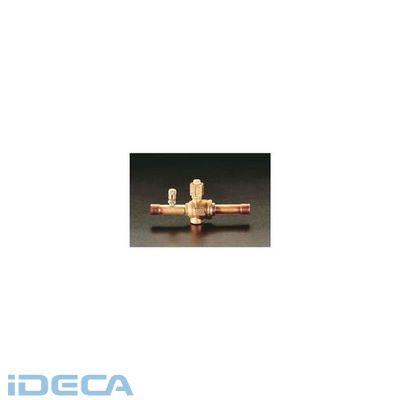 【個人宅配送不可】【キャンセル不可】AN64873「直送」【代引不可・他メーカー同梱不可】 1・1/8' 冷凍機用ボールバルブ