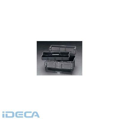 【個人宅配送不可】ET24943 直送 代引不可・他メーカー同梱不可 420x198x160mm ESD 工具箱【キャンセル不可】
