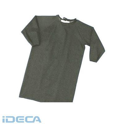 【スーパーSALEサーチ】【あす楽対応】CT05889 パイク溶接保護具 袖付前掛け Lサイズ