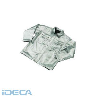 【あす楽対応】【個数:1個】GS59377 スーパープラチナ遮熱作業服上着×L ウワギ