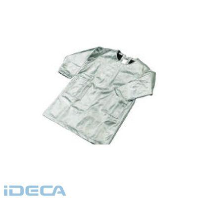 【あす楽対応】【個数:1個】GW94807 スーパープラチナ遮熱作業服エプロンL エプロン