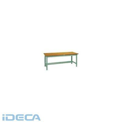 送料無料 直送 【ポイント10倍】:iDECA 店 KP54088 ・他メーカー同梱 中量1200kgHW作業台ダップ天板1200×750-DIY・工具