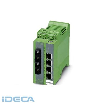 AT85545 Industrial Ethernet Switch - FL SWITCH LM 4TX/2FX SM - 2891916