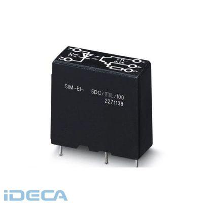 GP48783 【10個入】 ミニチュアソリッドステートリレー - SIM-EI-110DC/TTL/100 - 2271170