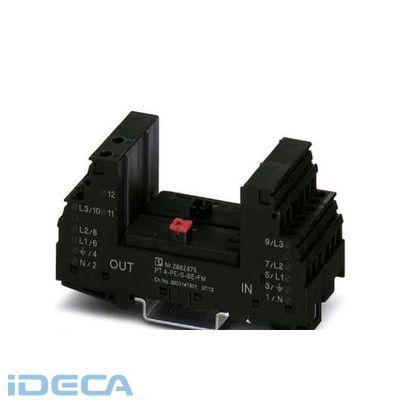 JL01109 【5個入】 クラス3サージ保護ベースエレメント - PT 4-PE/S-BE/FM - 2882475
