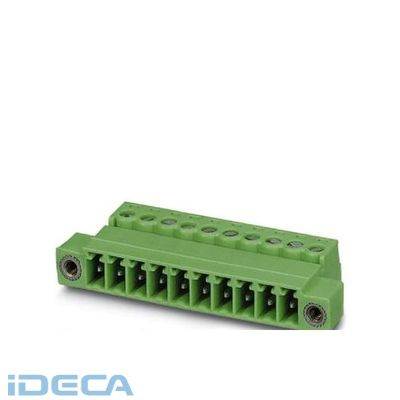 KL54116 プリント基板用コネクタ - IMC 1,5/ 9-STGF-3,81 - 1858109 【50入】 【50個入】