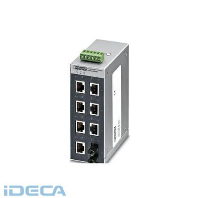 KM10827 Industrial Ethernet Switch - FL SWITCH SFNT 7TX/FX ST - 2891007