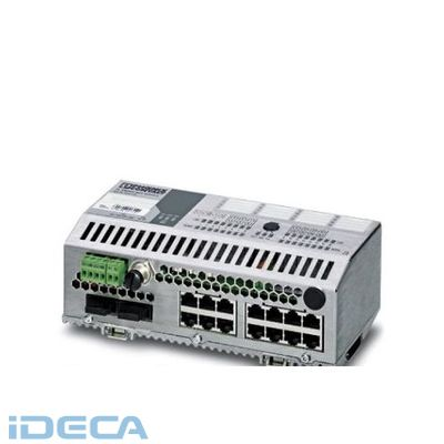 KS71609 Industrial Ethernet Switch - FL SWITCH MCS 14TX/2FX - 2832713